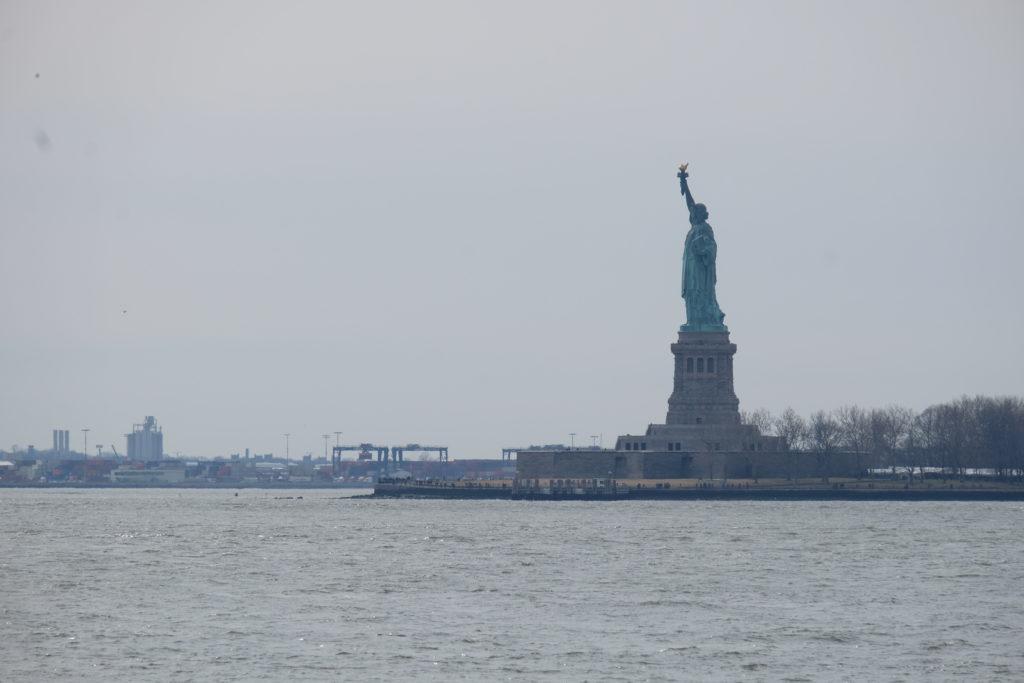 Good Day, Lady Liberty!