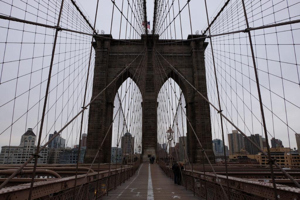 """Gothic """"gate"""" to Manhattan"""