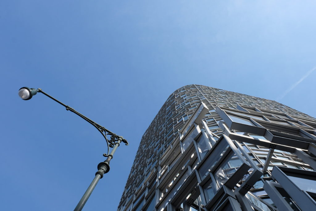 Off the High Line: Jean Nouvel...
