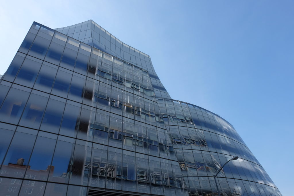 Nouvel, reflecting on Gehry