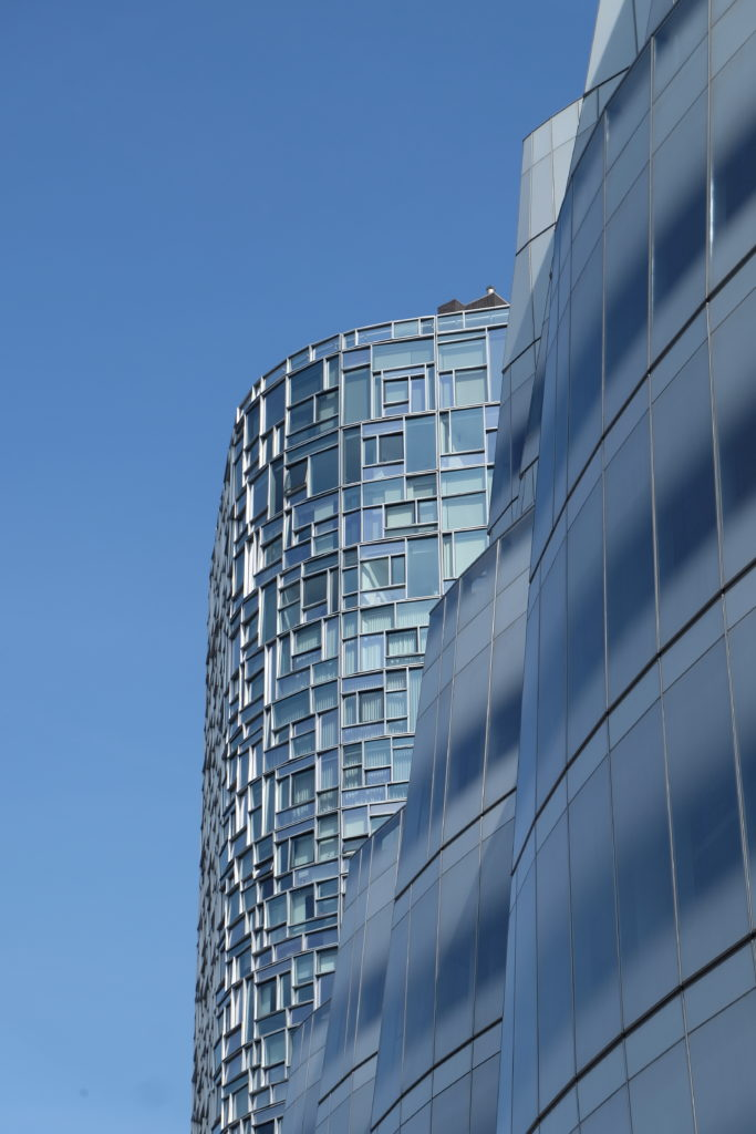 Nouvel, together with Gehry