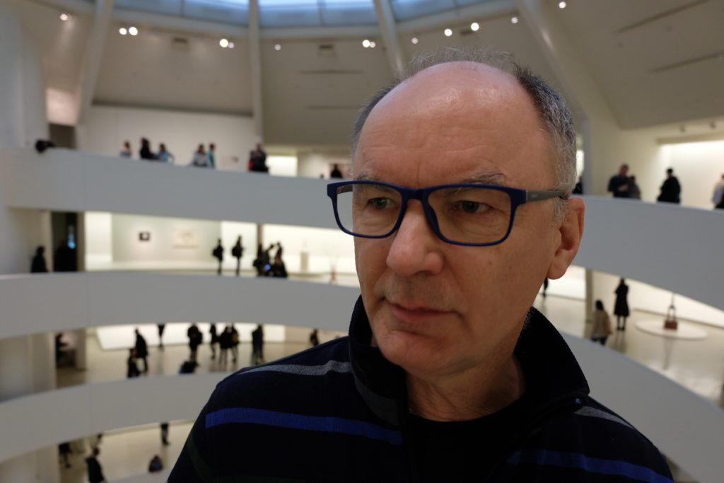 Guggenheim Museum 3 - New profile pic?