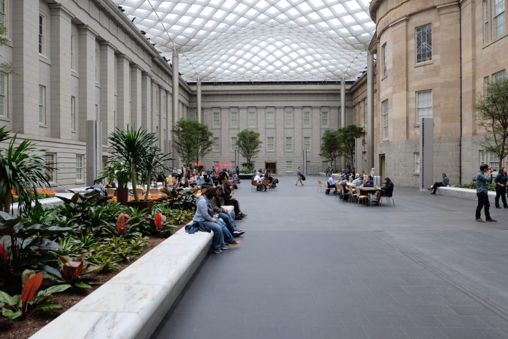 Is this the British Museum in London?