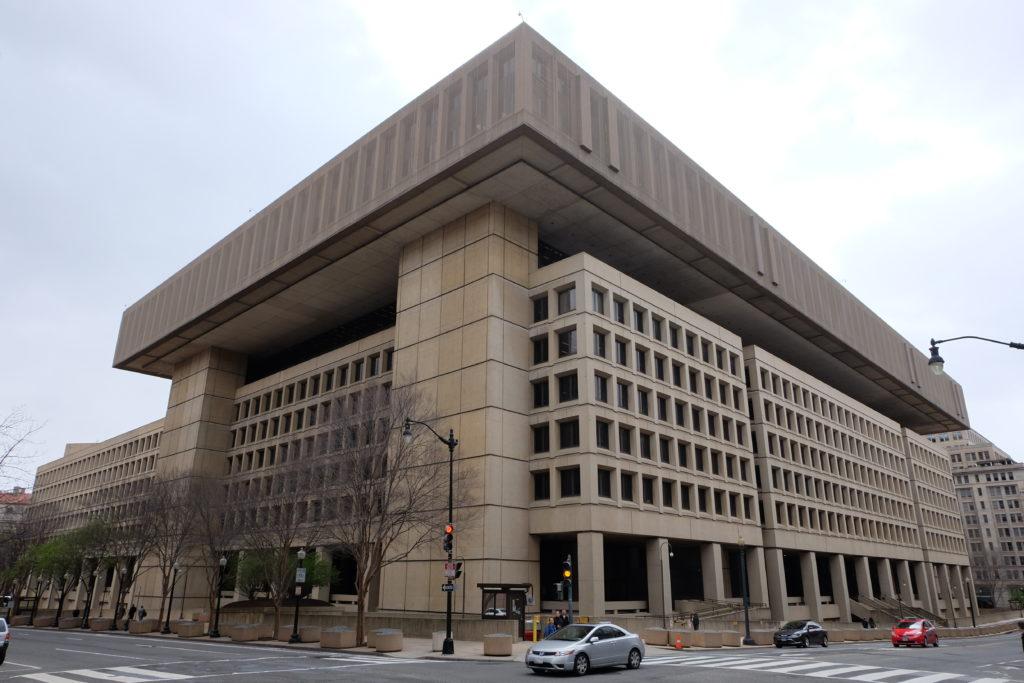 FBI - Federal Brutalist Incorporation ?