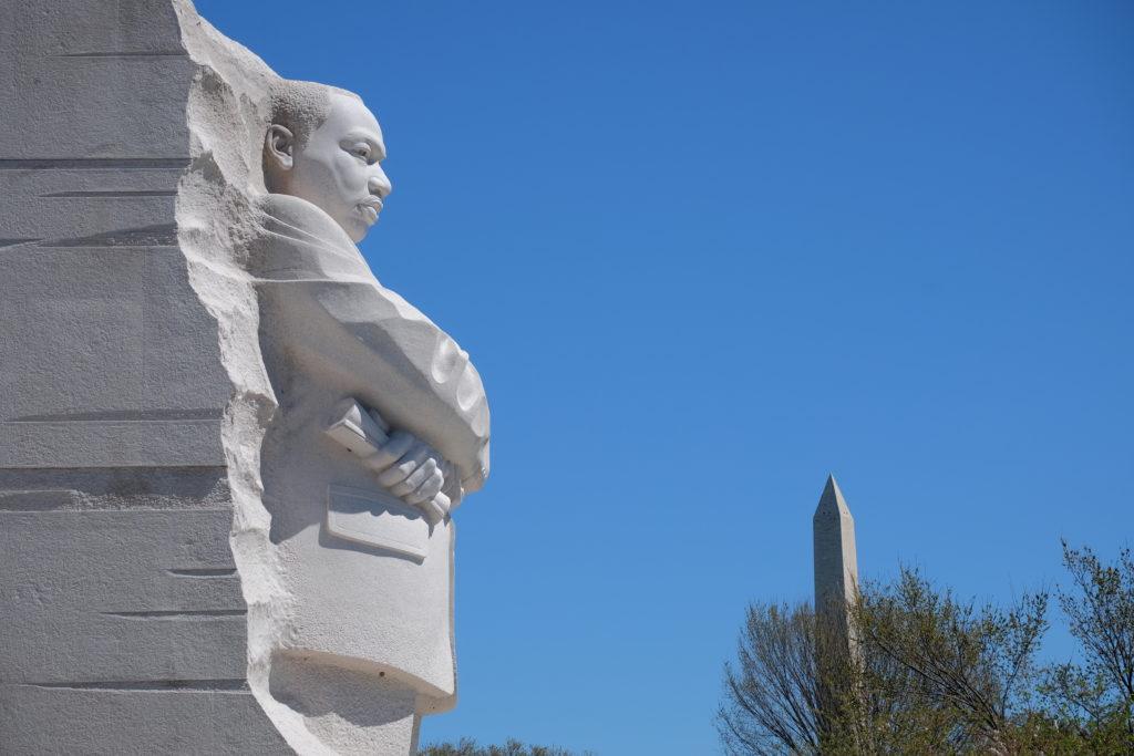 Martin Luther King Jr. and Washington