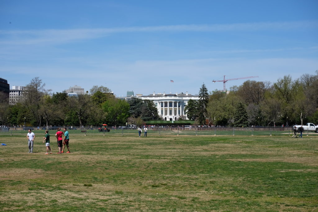 The one and only White House