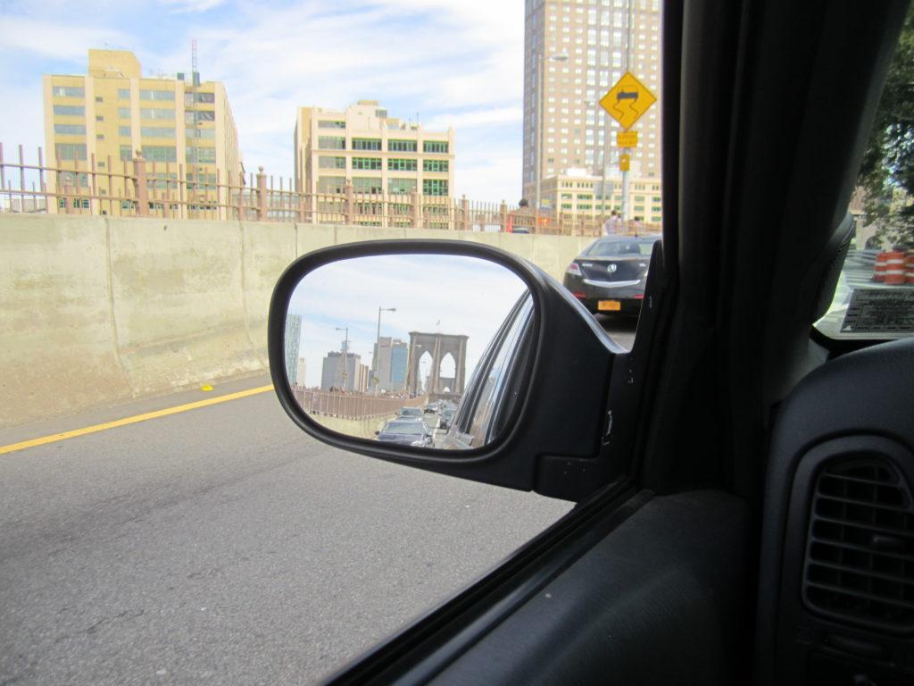 Bye Bye, Brooklyn Bridge!