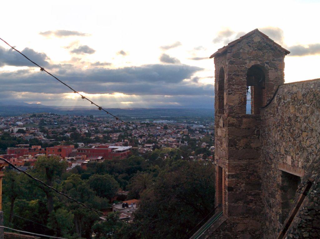 Beautiful town San Miguel de Allende