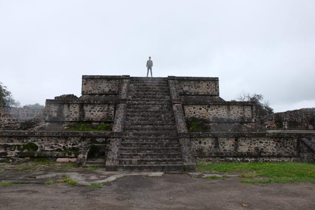 Jasper at Teotihuacán