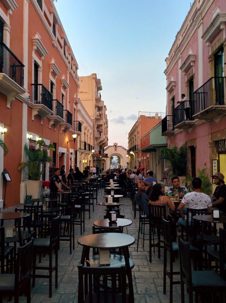 Cute (touristy) restaurants