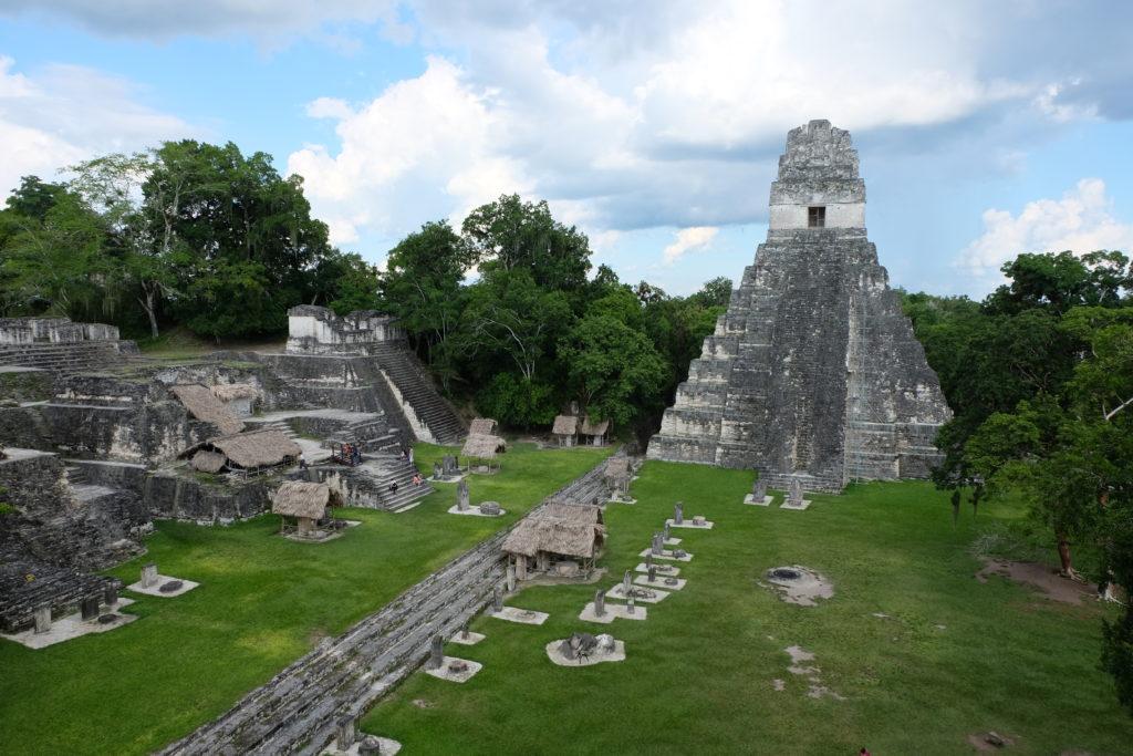 Ancient plaza