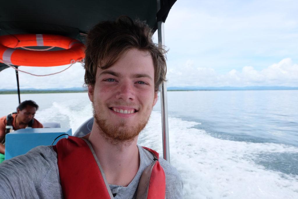 On the way to the San Blas Islands
