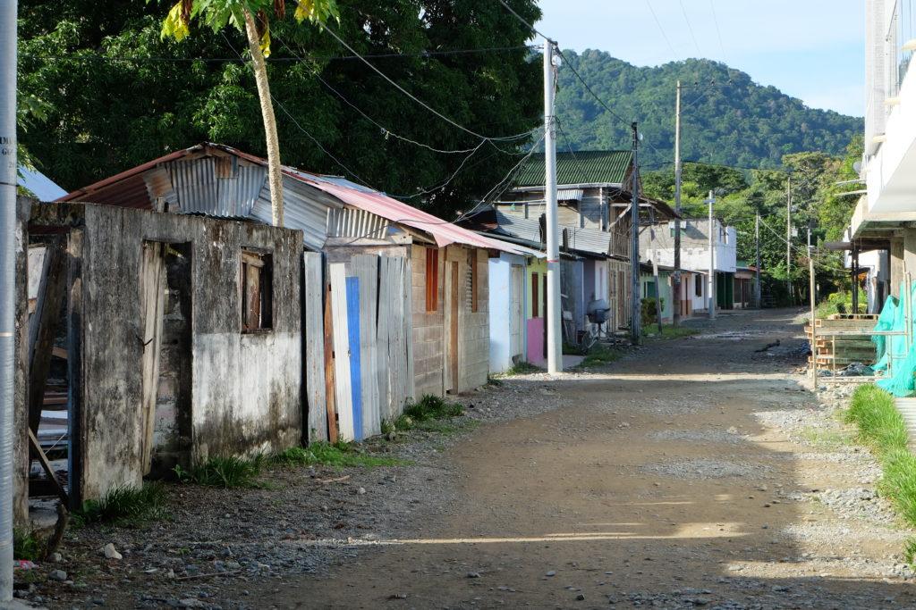 Safely arrived in Capurganá