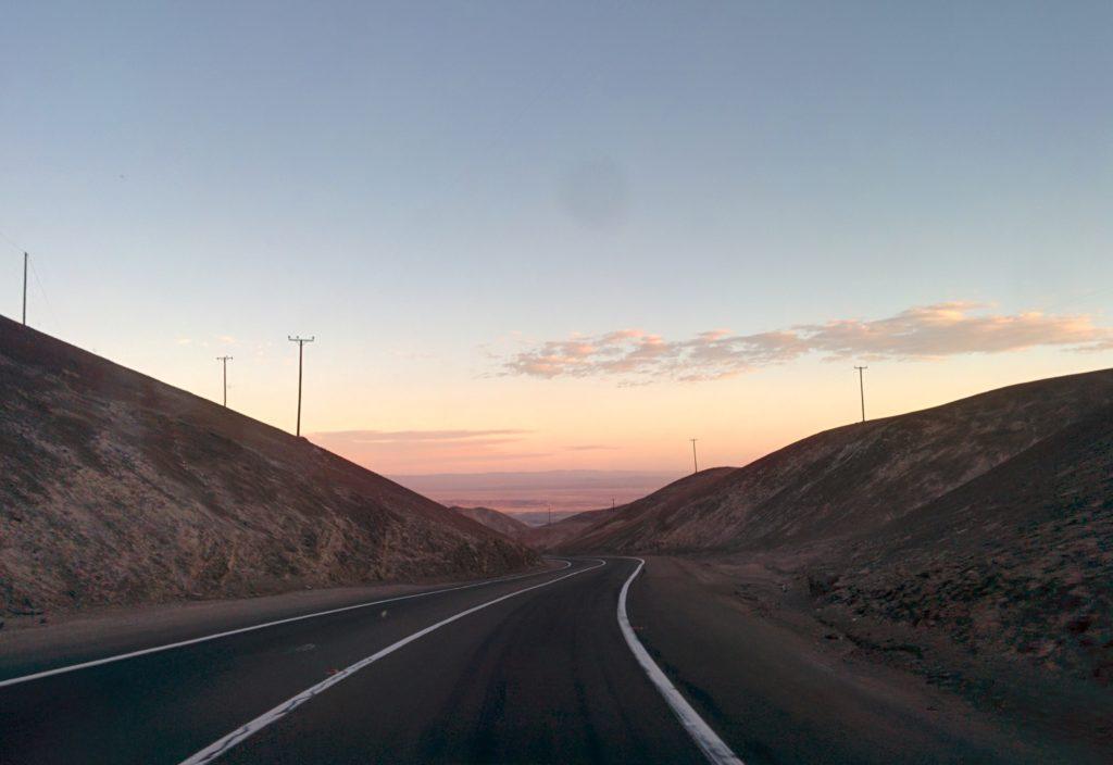Ain't no sunsets like Atacama Sunsets